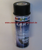 Spraydose Rally Spray Paint  schwarz matt, Dupli-Color
